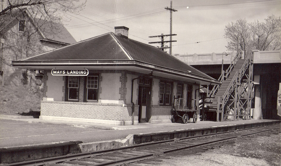 Photo - Historic Mays Landing - Taylor Ave Stop